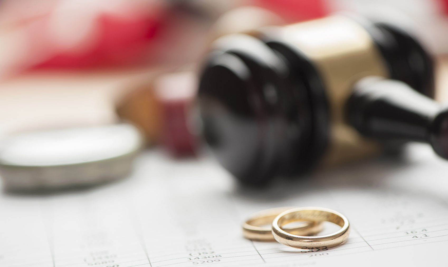 How Divorce Affects Credit
