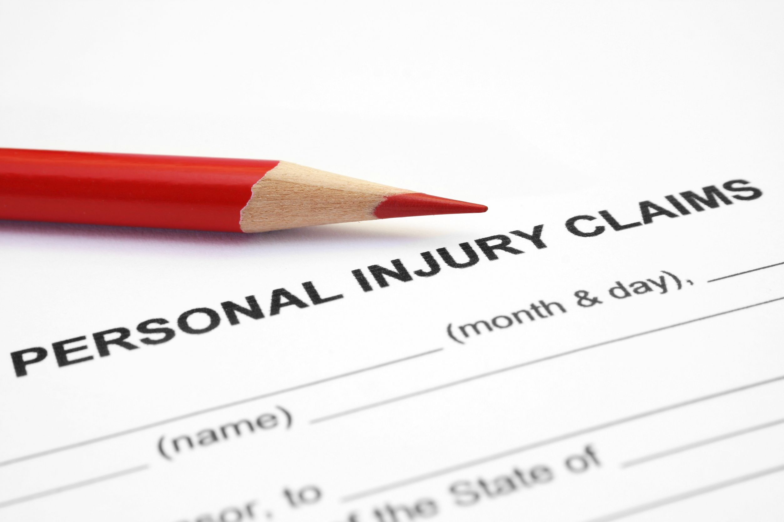 The Basics of a Personal Injury Claim