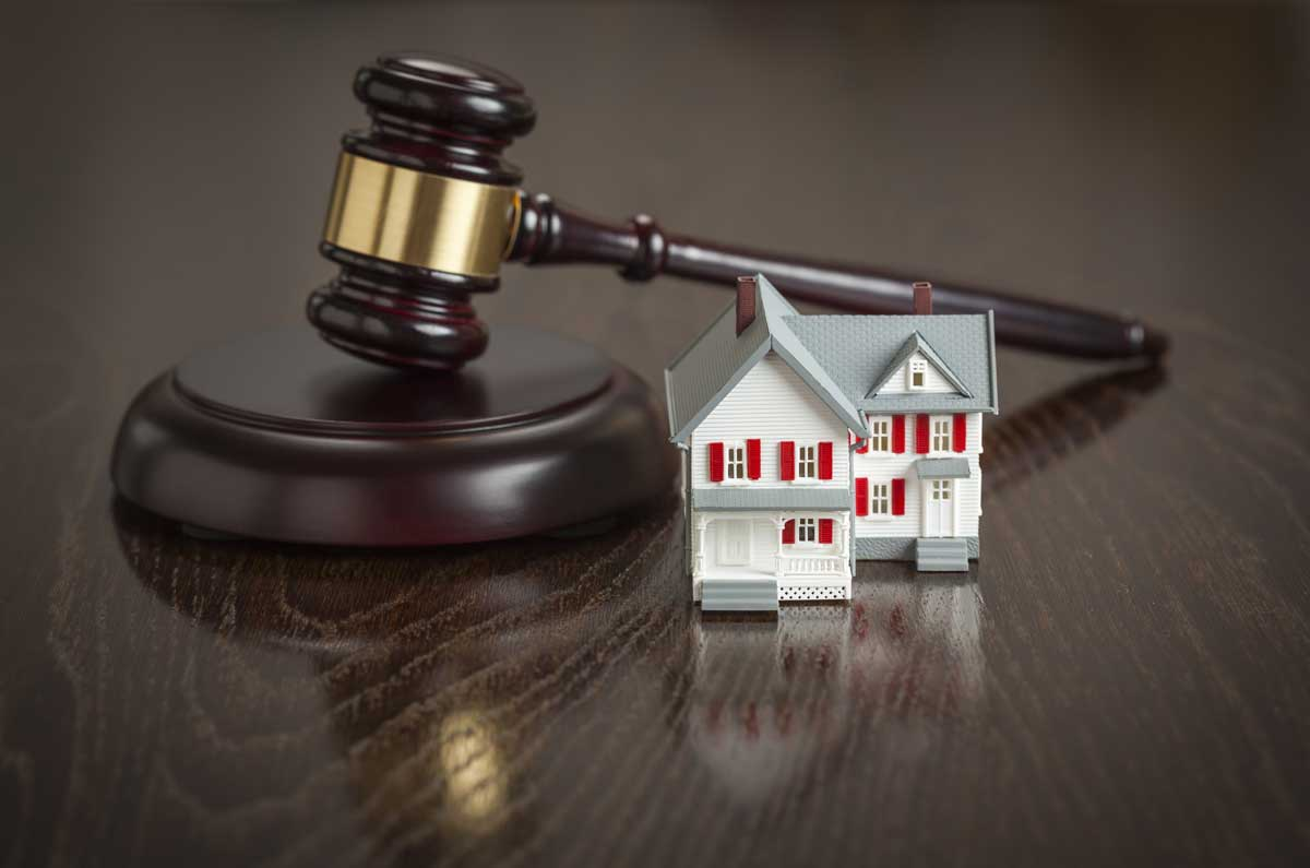 Force the Sale of a Property With a Order for Sale