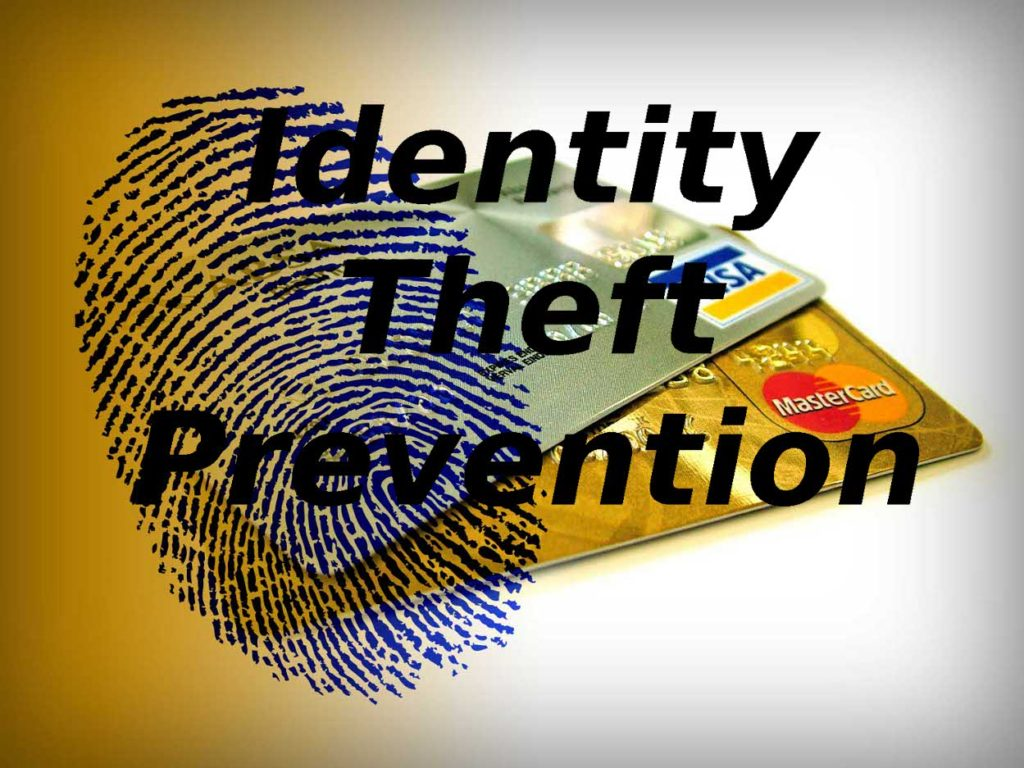You Need to Protect Yourself Against Identity Theft